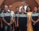 Beltangady: Sri Lankan delegation arrives to on study tour of SHGs sponsored by SKRDP