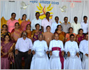Udupi: Teachers� Day celebrated jointly by CBE and CESU-Retired Teachers and meritorious students ho