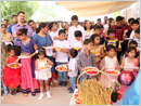Monthi Fest celebrations at St. Anthony of Padua Roman Catholic Church, Ras Al Khaimah