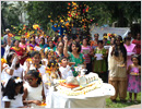 Mumbai: St. Vincent Pallotti Church celebrated Monthi Feast