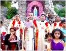 Sharjah: Monthi Fest Celebrations by St Michaels Mangalorean Konkani Community