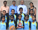 Udupi/M'Belle: Commendable sports achievements of St. Lawrence Educational Institutions