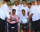 Karkal: Sankalakariya Milk Producers Society second time bags Taluk Top Society Award