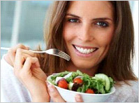9 meals a day cuts cholesterol, flab