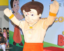 Bangalore: TRIO World School hosted Chhota Bheem Carnival