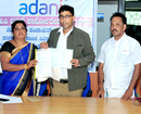 Udupi: Adani-UPCL commits CSR grant of Rs 85.33 for devt works under Tenka GP