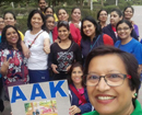 Kuwait: AAK ladies enjoy pleasurable 'Walk in the Park'