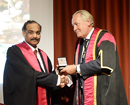 London: Renowned surgeon, Dr A A Shetty receives coveted Hunterian Medal