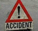 Bantwal: Woman passenger dies; 3 critical in ghastly road mishap at Soorikumer, NH 75