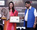 Mumbai: Mangalorean Educationist Grace Pinto gets Lifetime Achievement Award