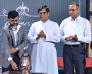 Puttur: National Level English Fest, Alfresco inaugurated at St Philomena College