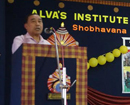 Moodbidri: Science students need to contribute for national growth - scientist Dr Sudhindra