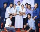 Puttur: St Aloysius College, Mangaluru bags overall championship of Pinacle - 2016