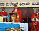 Udupi/M'Belle: St. Lawrence Parish celebrates Annual Feast with devotion and fervour