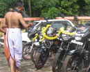 Udupi: Mass automobile Puja held at Bantakal temple