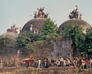 Babri Masjid case: SC seeks reply from Advani, others on plea against dropping of criminal charge