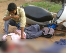 Mangaluru: Girl Student dies in ghastly road mishap at Bajpe