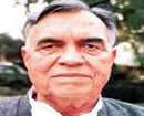 Veteran Congress leader Balram Jakahar passes away