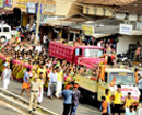 Udupi: Different communities contribute for votive procession of Bantakal temple