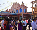Bantwal: St Michael parish, Bellore celebrate annual feast with utmost religious fervor