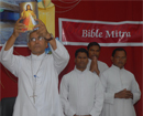 Bhopal: A big Success to Bible writing event organized by Bible Mitr team