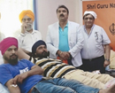 550 blood donations to mark Guru Nanak anniversary in UAE