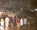 Thane building collapse: Five dead, some people still trapped