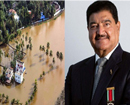 Chairman of NMC group and UAE Exchange Dr BR Shetty to donate Rs. 2 crore to Kerala flood victims