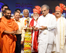 Mangaluru: Veerendra Heggade lauds Leadership qualities of Bunts during National Convention