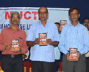 Udupi: A book on Business Law authored by Dr Herald Monis released