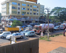 Bantwal: Traffic piles up at Melkar Intersection on Mangaluru- Bengaluru NH