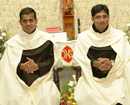 Mangaluru: Carmelites cheer for 2 more brothers confirmed in congregation