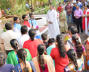 Mangaluru: Many Devotees attend Way of the Cross held at St Anthony's Ashram, Jeppu