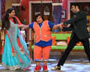 Comedy Nights live with Bollywood dance masters