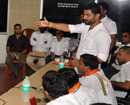 Mangaluru: DK district youth Congress convenes meeting of Core Committee