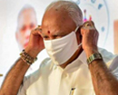 Decision on Covidcurbs to be taken on April 20: Yediyurappa