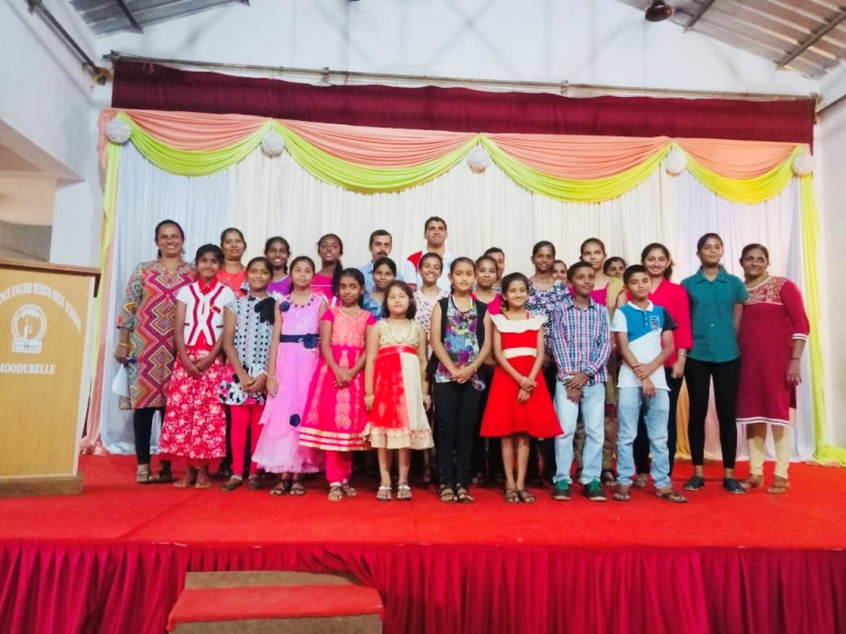 Udupi: Elocution Competition held in St. Lawrence Parish, Moodubelle