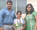 Mangaluru: MCCS student Poorvi Rao, finalist in Colors Kannada Dancing Star Junior Show