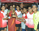 Bengaluru: Mangalore Football Club wins All India Women's Football Tourney