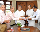 Beltangady: Dharmottana Trust signs MoU with Jindal to undertake social welfare activities