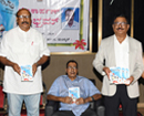 Mangaluru: Konkani novel, Dhunvri (Mist), authored by Linus Moras, Kadri Released