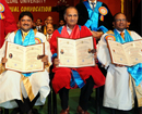 Mumbai: All Cargo Logistics Ltd CMD Shashi Kiran Shetty gets Honorary Doctorate from MU