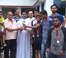 Udupi/M'Belle: ICYM Organizes Dodge ball Competition to Parishioners