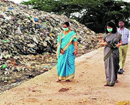 Garbage handling in city, experts to take a call, DK DC visits