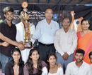 Vivekanda College wins Championship Trophy of ECOZENITH 2020, Economic Fest hosted by SPC