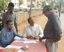 Mangaluru: Voting begun with enthusiastic voters for Lok Sabha polls in DK