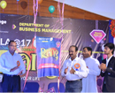 Puttur: Mgmt Fest Facula-2017, RANG held at St Philomena College