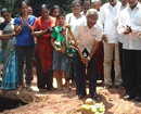 Karkala: Foundation laid for development works at Belman