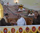Udupi: Fr Victor Fernandes Capuchin takes charge as PP of Holy Family Church, Brahmavar
