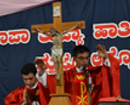 Good Friday Service observed with great devotion at St. John's Pangla